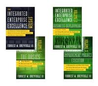 BUNDLED SPECIAL: Integrated Enterprise Excellence - 4 Book Set