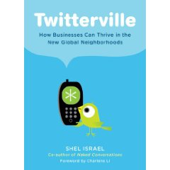 Twitterville Book Cover