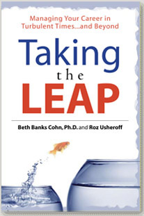 Roz Usheroff_takingtheleap book cover