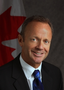The Honourable Stockwell Day
