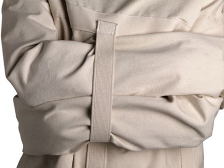 Melchert-Dinkel Straight Jacket