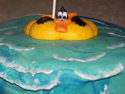 daffy duck adrift
