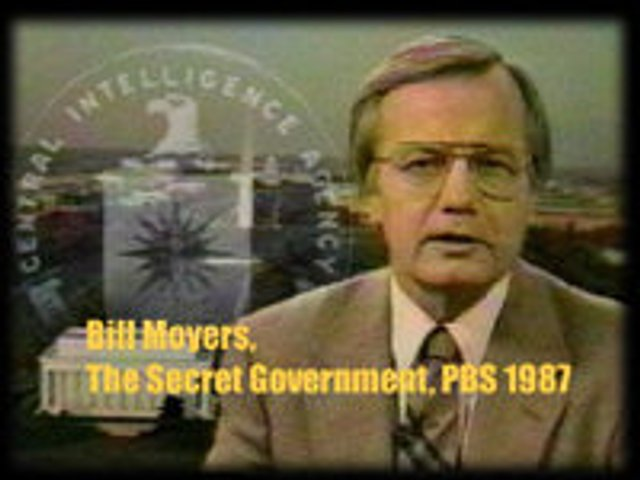 Secret Government PBS