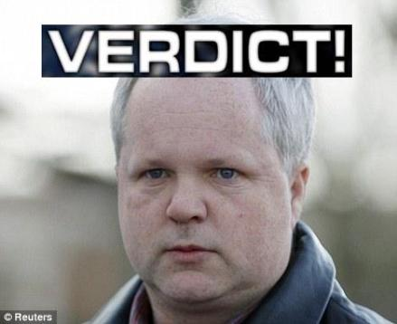 William Melchert-Dinkel Verdict Headline