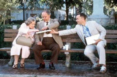 Image result for forrest gump chocolates