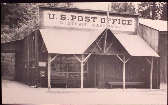 Slab fork post office the 49th parallel forum - Post office us post office ...