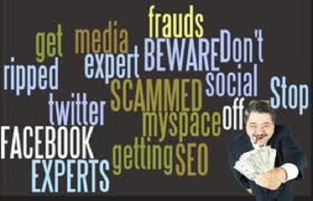seo scam images edited