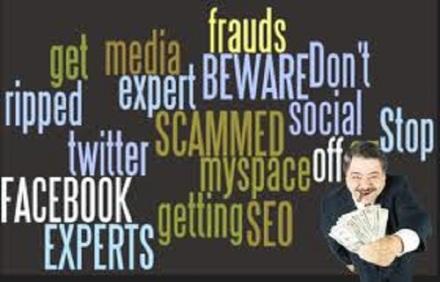 seo scam images edited
