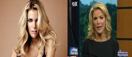 Megyn Kelly bedroom and at work