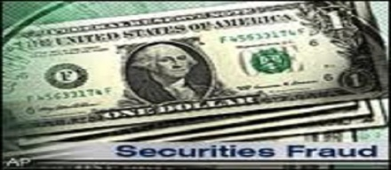 securities fraud PI banner